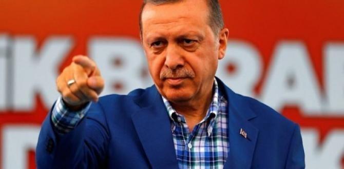 Turcia lui Erdogan revine la lockdown pe perioada weekend-ului
