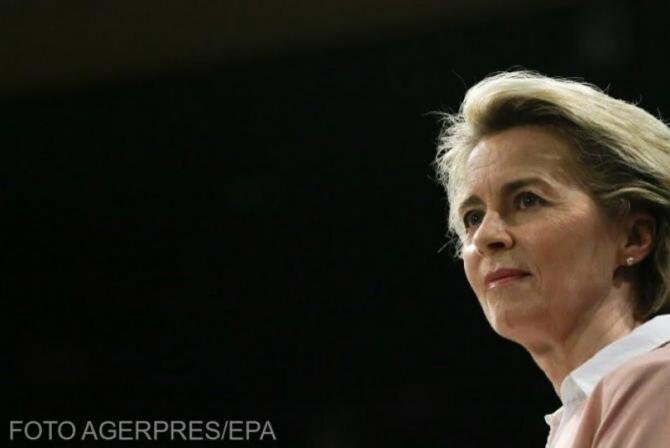 Ursula Von der Leyen a anunțat că în UE va începe livrarea a 100 de milioane de doze de vaccin pe lună