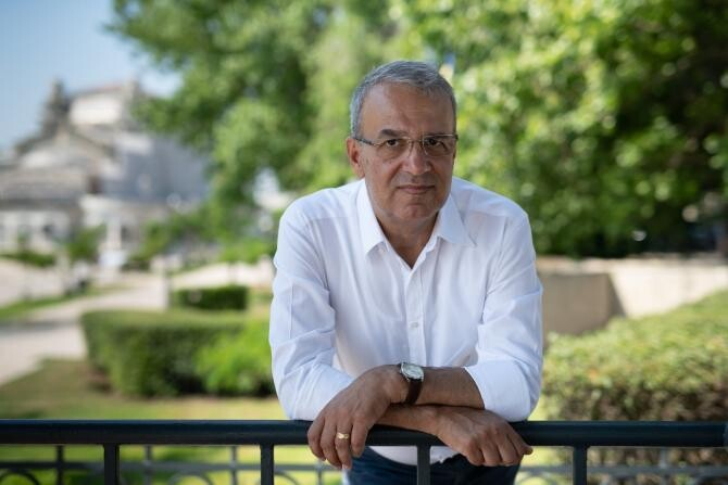 Vergil Chițac, primarul Constanței  Foto: Facebook