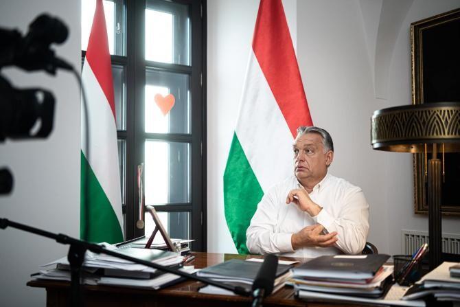 Viktor Orban, sursă foto: Viktor Orban @official