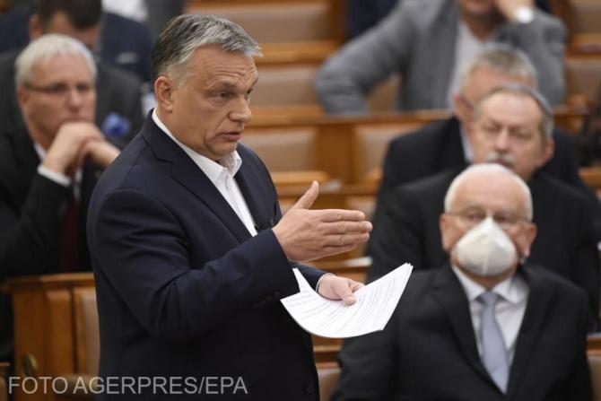 Viktor Orban amenință că o să părăsească Partidul Popular European