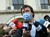 București, sub 3 la mie. Alin Stoica: Vom aştepta 48 de ore de la scăderea incidenţei COVID-19 pentru a lua o decizie în CMBSU