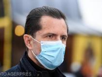Vasile Bănescu, infectat cu COVID-19. Apucase să facă prima doză de vaccin