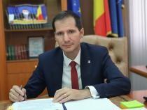 Cătălin Toma, președintele CJ Vrancea