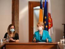 Conflict la primăria Sibiu. Astrid Fodor, iritată de reacțiile USR-PLUS  /  Sursă foto: Facebook Primăria Sibiu