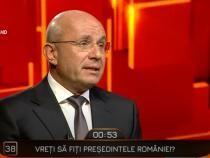 """Cozmin Gușă, la """"40 de întrebări cu Denise Rifai"""" / Captură KanalD"""