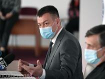 Gheorghiu: Persoanele vaccinate anti-Covid participante la programele-pilot din sălile de spectacole ar urma să nu poarte mască