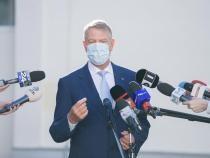 Iohannis, prima apariție de la declanșarea crizei politice. E mulțumit de campania de vaccinare