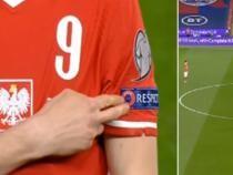 Jucătorii de fotbal ai Poloniei au refuzat să îngenuncheze pentru mișcarea BLM / Sursă foto: Captură Youtube