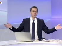 captură Antena 3/ Mircea Badea, despre groapa Virgil și DCNews