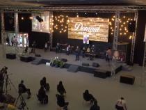 Captura Video de la priveghiul pentru Gabi Luncă