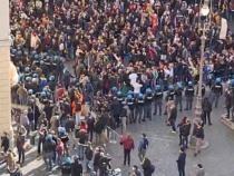 Protest al angajaţilor pompelor funebre la Roma