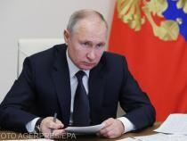 Putin, către Occident: Sper că nimănui nu-i va veni ideea de a trece linia roşie cu Rusia!