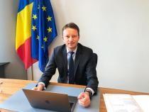 Siegfried Mureșan: Anticipatele reprezintă singura soluție pentru impasul în care se află Republica Moldova  /  Sursă foto: Facebook Siegfried Mureșan