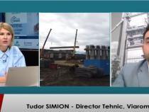 Tudor Simion (VIAROM), la DCNewsTV