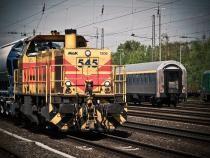 Două vagoane ale unui tren de marfă au deraiat la Constanța  /  Foto cu caracter ilustrativ: Pixabay