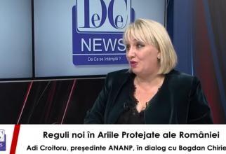 Adi Croitoru, la interviurile DCNews