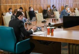 Florin Cîțu nu cedează în fața USR PLUS: Sunt cel care răspunde politic pentru acest Guvern, nu răspunde altcineva