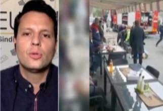 Cosmin Andreica / Captură România TV