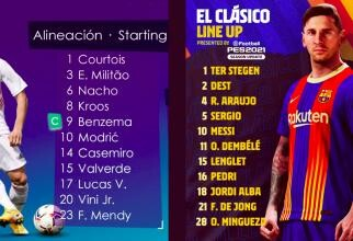 Foto: FC Barcelona/RealMadrid