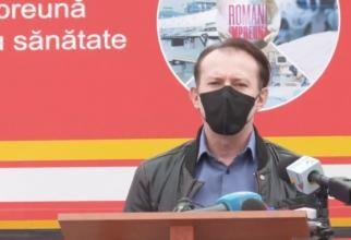Cîțu, precizări despre noul ministru al Sănătății