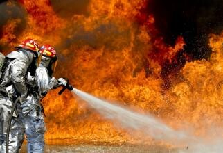 Incendiu la Spitalul Județean de Urgență Bacău. Nu sunt raportate victime  /  Foto cu caracter ilustrativ: Pixabay