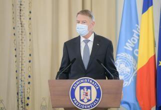 Klaus Iohannis / Foto presidency.ro