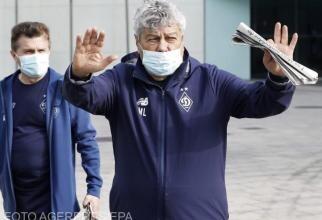 Mircea Lucescu, la un pas să câştige campionatul Ucrainei cu Dinamo Kiev după confruntarea cu Şahtior Doneţk / Video