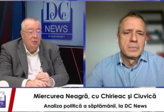 """Bogdan Chirieac și Mugur Ciuvică, la """"Miercurea Neagră"""""""
