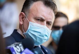 Tătaru răspunde acuzațiilor lui Voiculescu: Toate datele au fost corecte. La Ministerul Sănătații trebuie să vină un profesionist