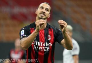 Ibrahimovic, suspendat şi amendat după comportamentul din meciul cu Parma / Video