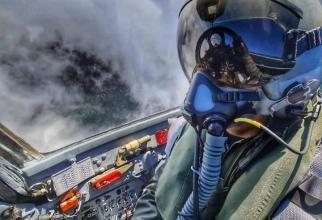 Avion MiG-21 LanceR, prăbușit în Mureș. MApN, precizări despre starea de sănătate a pilotului Andrei Criste