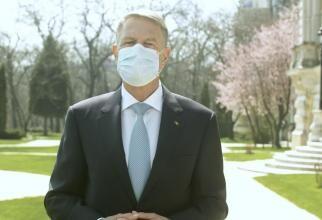Iohannis vizitează miercuri Centrul mobil de vaccinare de la Afumaţi