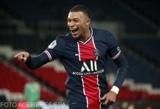 PSG - St. Etienne, 5 goluri în 17 minute. Rezultat final decis în al 5-lea minut de prelungiri / Video