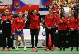 România, învinsă de Italia în play-off-ul Grupei Mondiale a Billie Jean King Cup / Fotografie cu rol ilustrativ