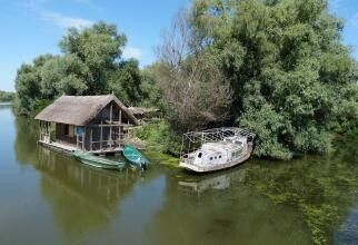 Țibuleac: Delta Dunării, o bijuterie unică a României. Industria are nevoie de așa ceva / video