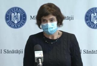 Andreea Moldovan / Captură video, arhivă