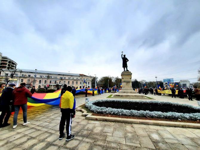 Sondaj: 44% din cetățenii Republicii Moldova își doresc unirea cu România  /  Sursă foto: Victoria Muntean