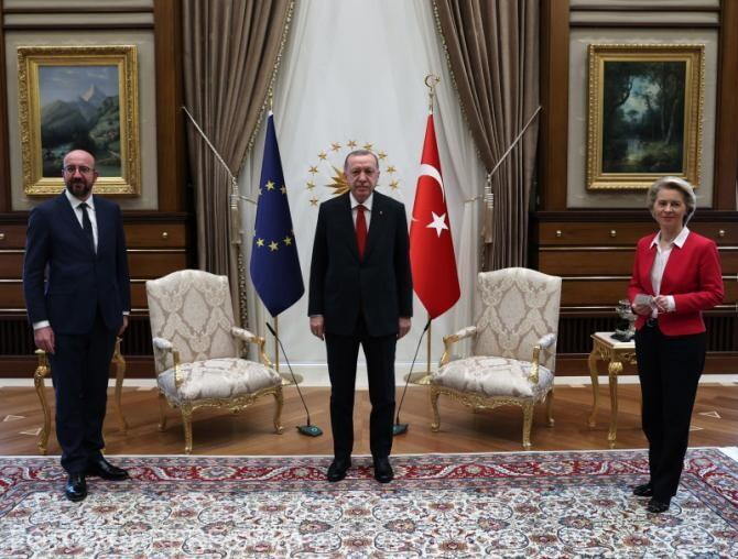 Gafă diplomatică la Ankara