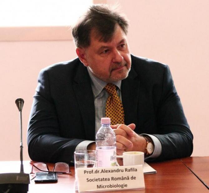 Alexandru Rafila: Ținta de 10 milioane de persoane vaccinate la sfârșitul lui iulie s-ar putea îndepărta  /  Sursă foto: Crișan Andreescu