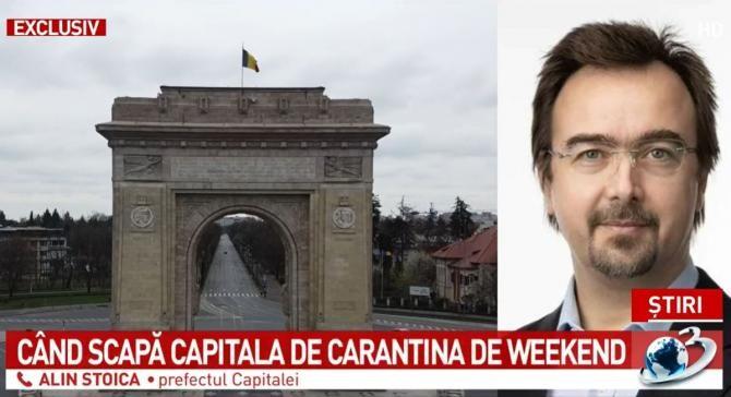 Alin Stoica / Captură Antena 3