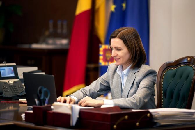 Anticipate peste Prut. CCM a decis că Maia Sandu poate dizolva Parlamentul  /  Sursă foto: Facebook Maia Sandu