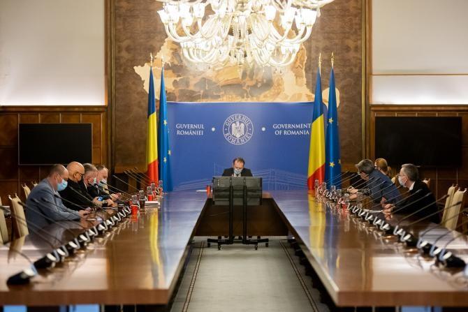 Sursa foto: Facebook Guvernul României
