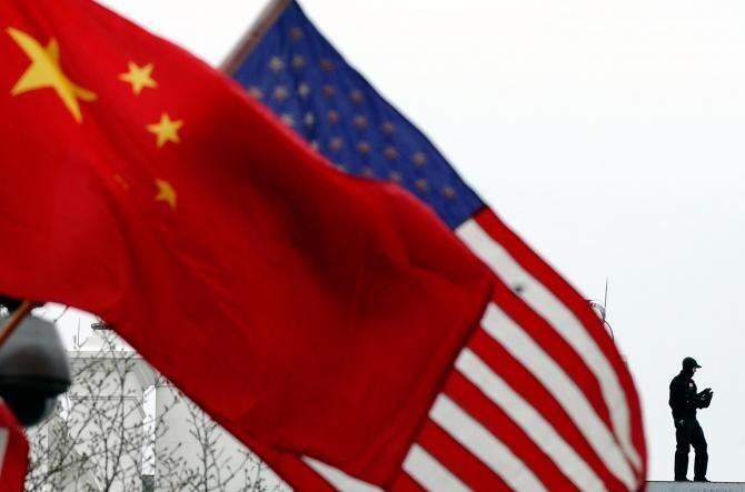 China se apără în fața NATO