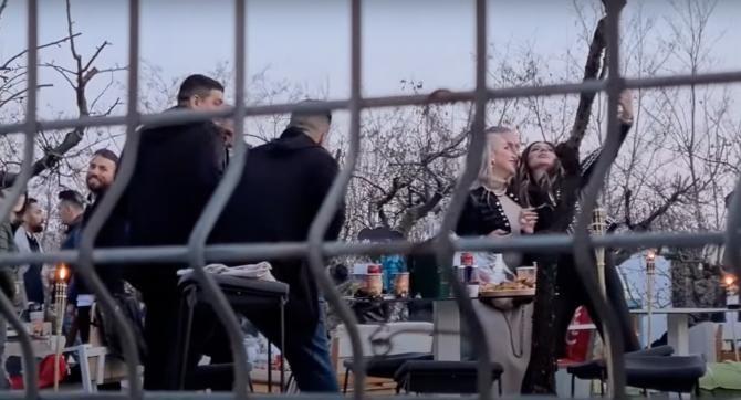 Petrecere gen prânz la Buzău