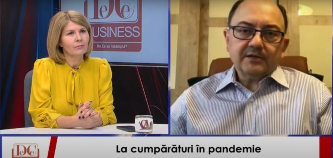 Cătălin Crețu, la DCNewsTV