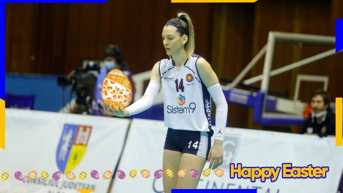 Sursă foto: Facebook European Volleyball