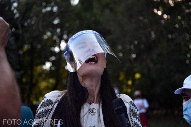 Clotilde Armand, Șoșoaca din USR de la guvernare / foto