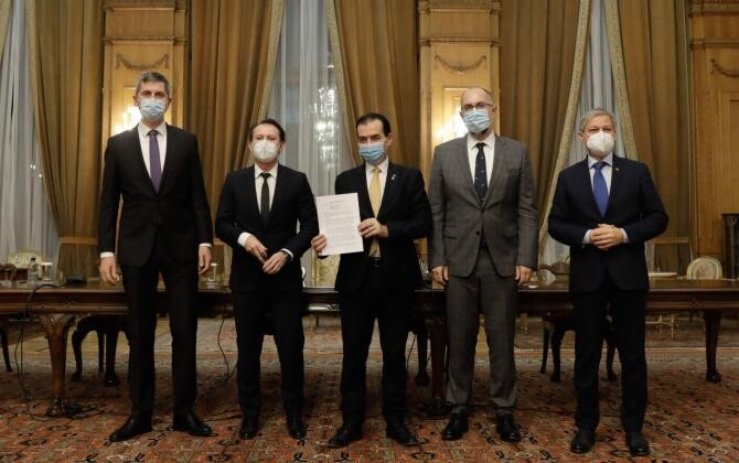 Coaliția de guvernare, la un punct de cotitură