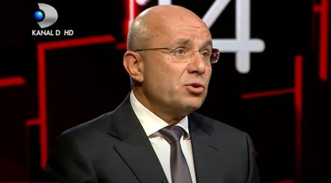Cozmin Gușă / Captură KanalD
